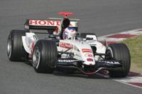 GP des Etats-Unis : Rubens Barrichello partira en seconde ligne
