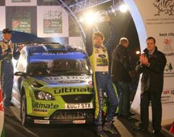 WRC GB shakedown : Grönholm en feu, Suzuki en panne