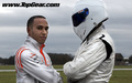 Top Gear : Lewis Hamilton va affronter le Stig !