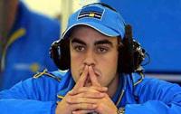 GP des Etats-Unis : Fernando Alonso est un peu loin.