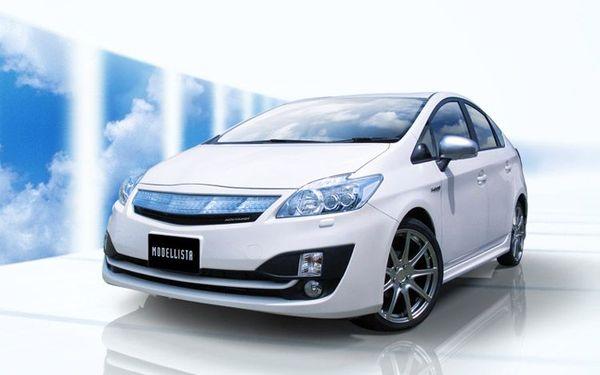 Toyota Prius 3 Modellista : ecolo rococo