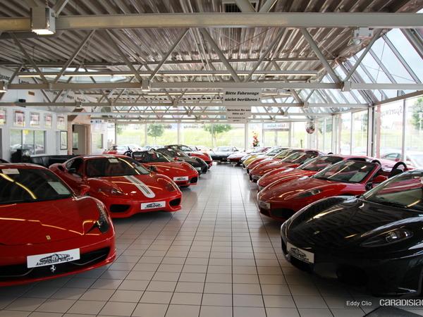 Photos du jour : Auto Salon Singen