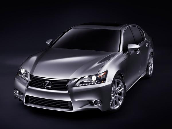 Pebble Beach 2011 : la Lexus GS s'officialise
