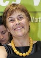Présidentielle-Dominique Voynet : à 5%, les Verts pourront peser