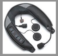 Le Schuberth C3 Pro a aussi droit à son système de communication SRCS2