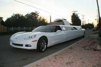 Une Corvette C6 Limousine !