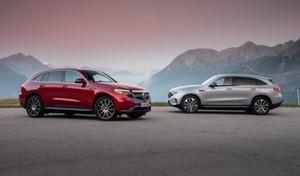 Mercedes EQC : débuts difficiles en Allemagne