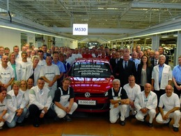 15 millions de Volkswagen Golf produites