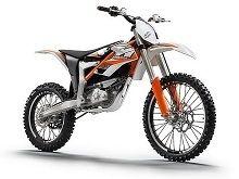 Actualité moto - KTM: La Freeride E électrise l'Erzberg