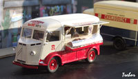 Minature : 1/43ème - CITROËN H - boucherie ambulante (2/2)