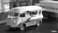 Miniature : 1/43ème - CITROËN H - Boucherie ambulante (1/2)