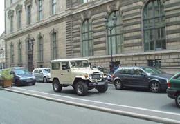 Le Conseil de Paris souhaite limiter les 4 x 4 à Paris