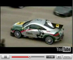 Vidéo : MTM Bimoto à 390 km/h !
