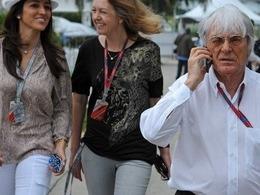Ecclestone confiant pour le GP d'Inde