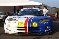 Photos du jour : Chrysler Viper GTS-R