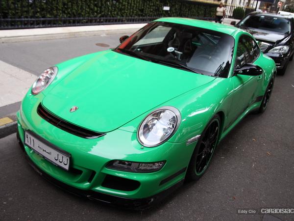 Photos du jour : Porsche 911 997 GT3 RS