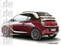 L'Opel Adam Cabrio à Genève
