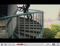 Fred Crosset et sa vision du Trial urbain [vidéo]
