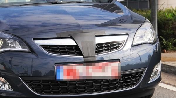 Nouvelle Opel Astra : dévoilée, mais toujours en essai