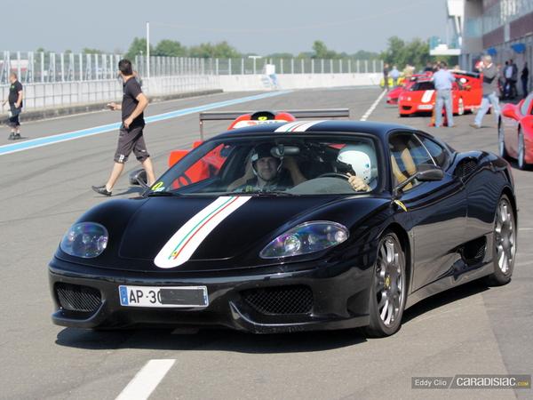 Photos du jour : Ferrari 360 Challenge Stradale (Sport & Collection)
