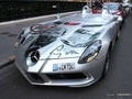 Photos du jour : Mercedes SLR Stirling Moss (Challenge 2012)