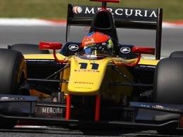 GP2 : Romain Grosjean vise le titre dès Spa