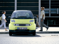 """""""Entente cordiale"""" entre DaimlerChrysler et MMC au sujet de Smart"""