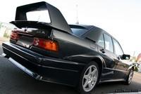 Photos du jour : Mercedes 190 Evolution 2