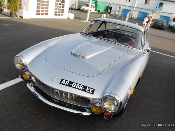 Photos du jour : Ferrari 250 GT Lusso (Sport & Collection)
