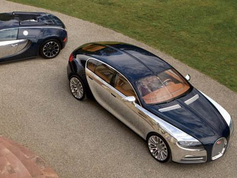 Bugatti: la gamme va s'agrandir