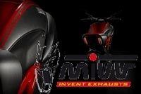 Mivv et Ducati collaborent (déjà) autour de la Diavel