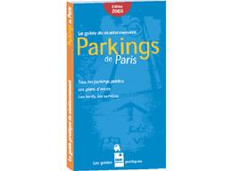 Le premier guide du stationnement de Paris est paru