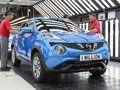 Nissan: un million de Juke fabriqués en Angleterre