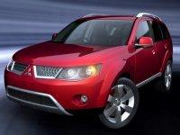 Mitsubishi Outlander Concept : la version européenne