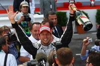 F1-GP de Monaco: Le Prince, c'est Button !