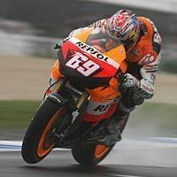 Moto GP - Valence: Hayden surnage