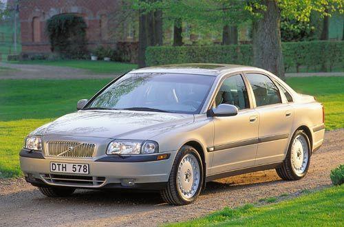Volvo revoit sa S80