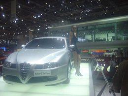 Quatre nouveautés sur le stand Alfa Romeo de Genève