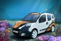 Salon de Bologne : Citroën Nemo Concept