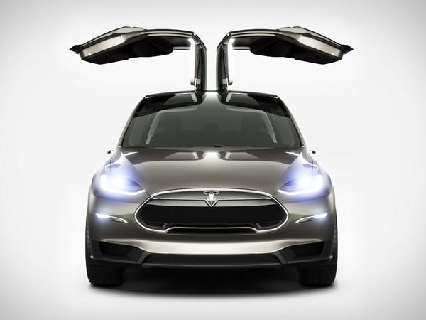 Tesla Model X : pas encore commercialisé, mais déjà adopté ?