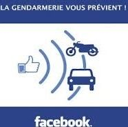 Justice: signaler les radars sur Facebook c'est légal