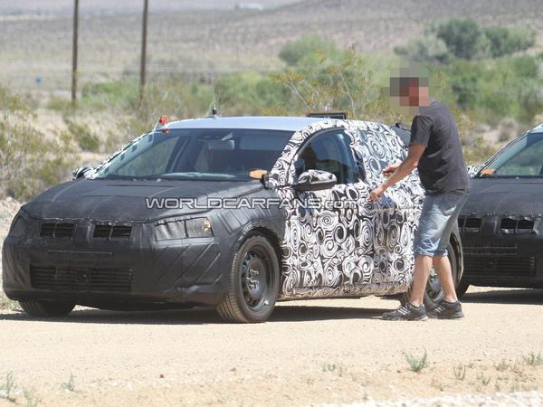 Surprise : la future Volkswagen Golf est en test aux États-Unis