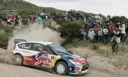 WRC : Loeb devrait poursuivre sur la Citroën S2000 en 2011