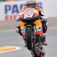 Moto GP - Valence: Hayden encore, la pluie toujours