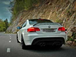 BMW M3 Onyx Concept, une bombe de 630 chevaux