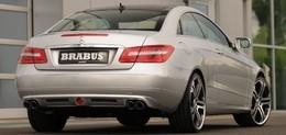 Brabus déjà à l'affût de la Mercedes Classe E Coupé