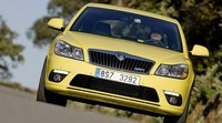 La nouvelle Skoda Octavia RS sous toutes les coutures