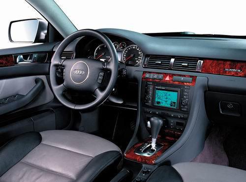 L'Audi Allroad adopte la navigation sur toute sa gamme