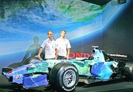 Honda dément la visite d'Alonso