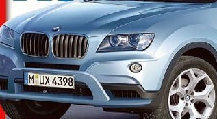 Présentation en décembre pour le nouveau BMW X3
